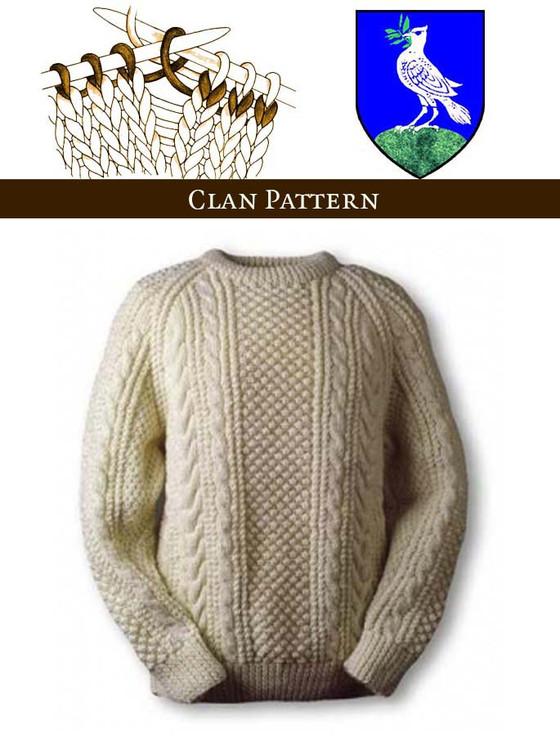 Sheehan Knitting Pattern