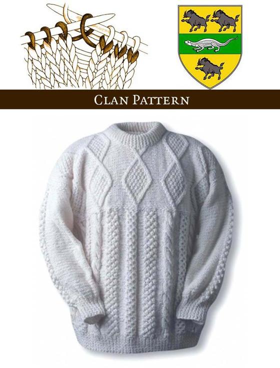 Sweeney Knitting Pattern