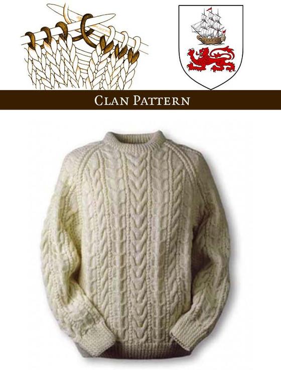Twomey Knitting Pattern