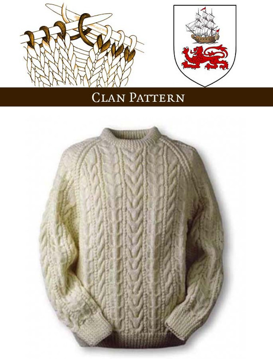 Twomey Knitting Pattern