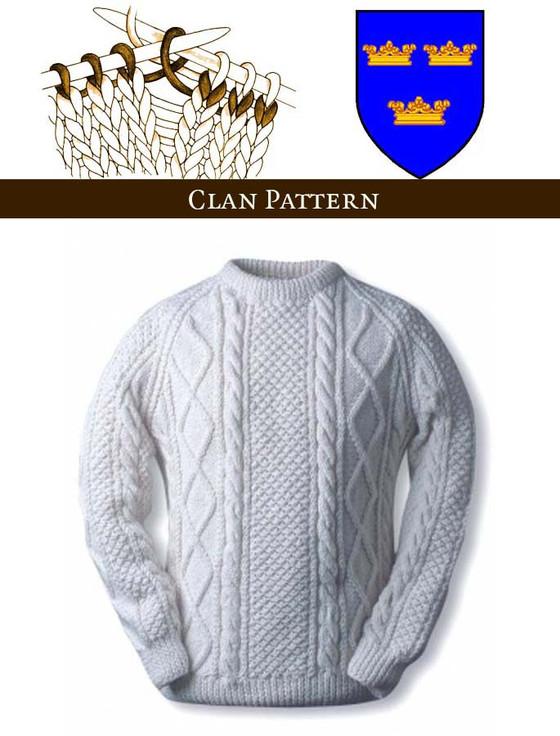 Ward Knitting Pattern