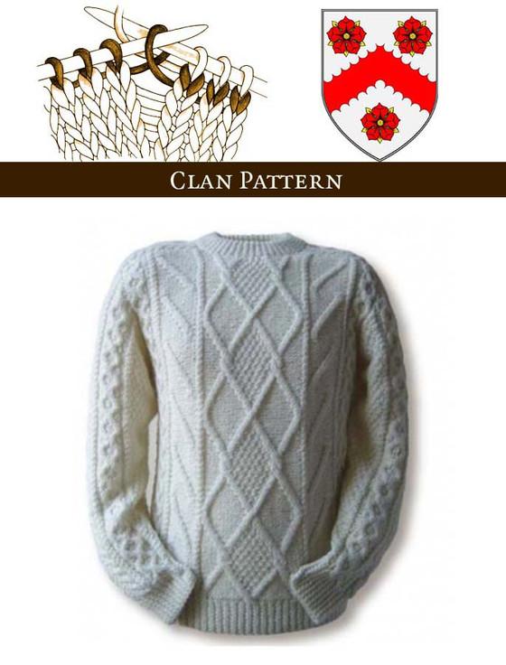 White Knitting Pattern