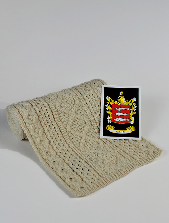 Roche Clan Scarf