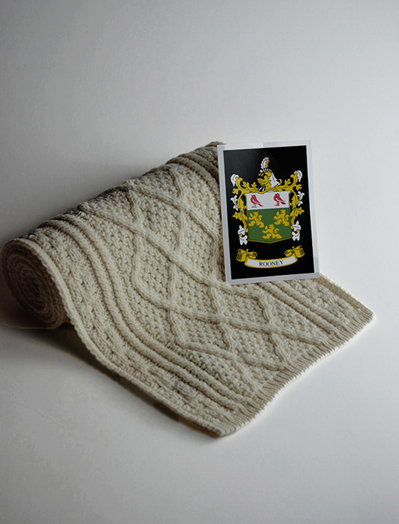 Rooney Clan Scarf