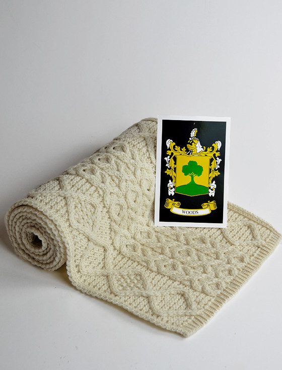 Woods Clan Scarf