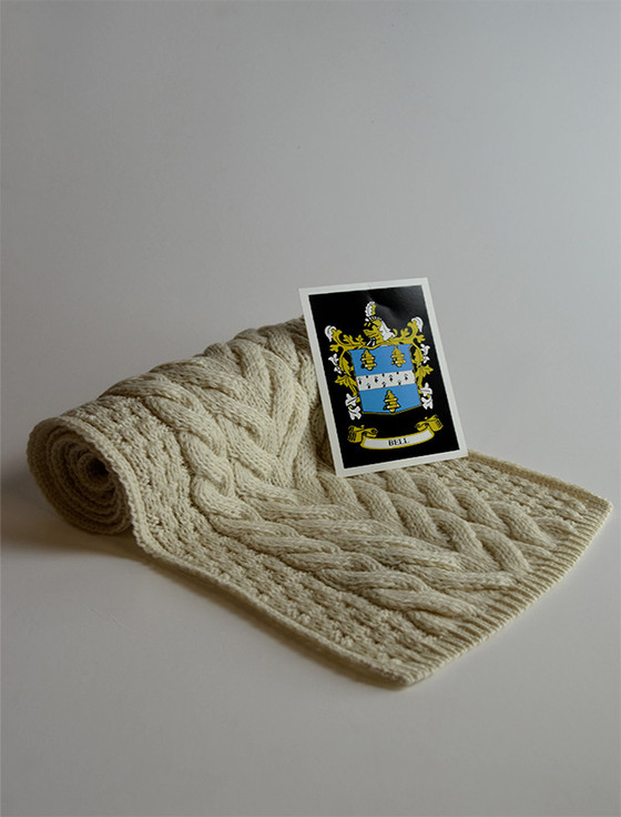 Bell Clan Scarf