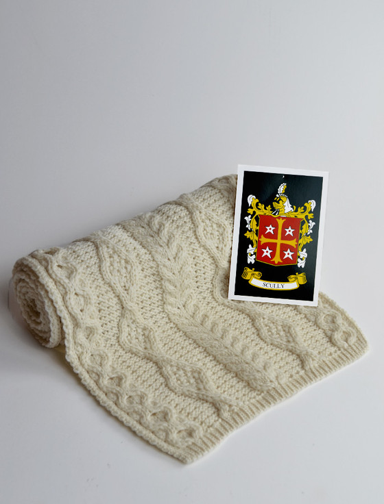 Scully Clan Scarf