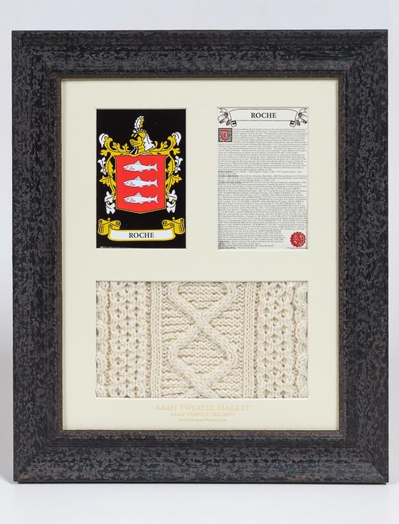 Roche Clan Aran & History Display