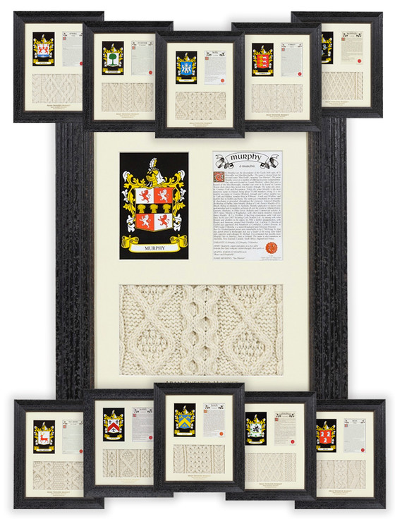 Clan Aran History Display - Find Your Clan