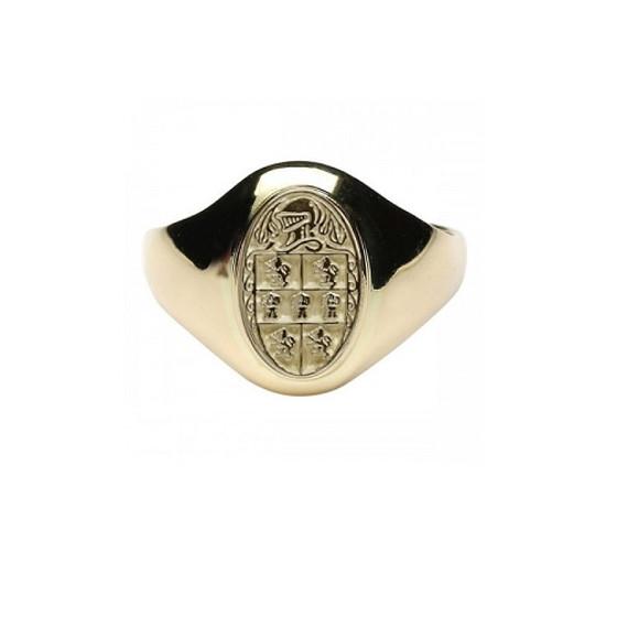 Murphy Clan Official Ladies 10K Gold Ring