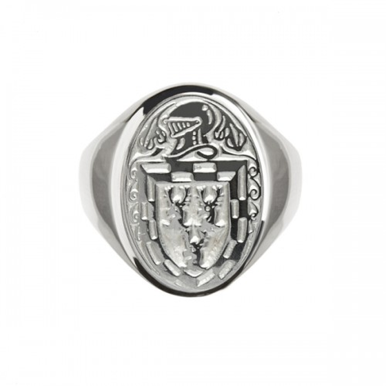 Doyle Clan Official Sterling Silver Ring