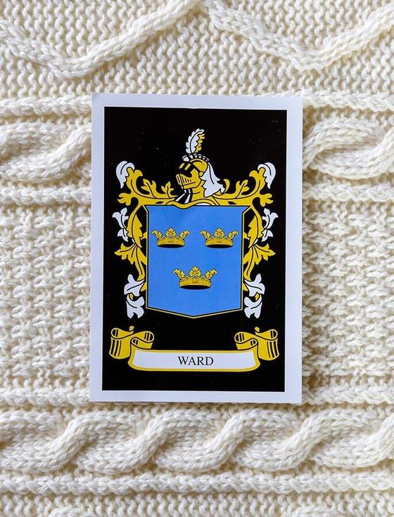 Ward Clan Aran Bed Runner