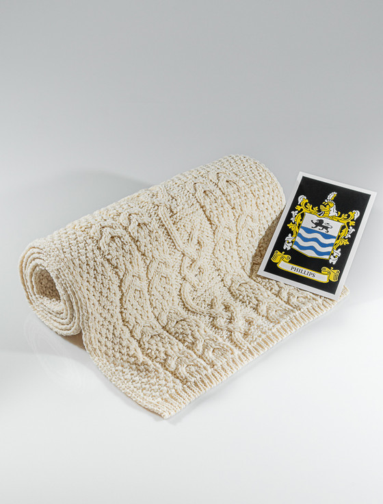 Phillips Clan Scarf