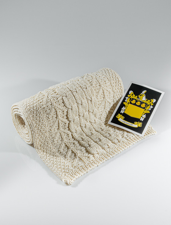 Graham Clan Scarf