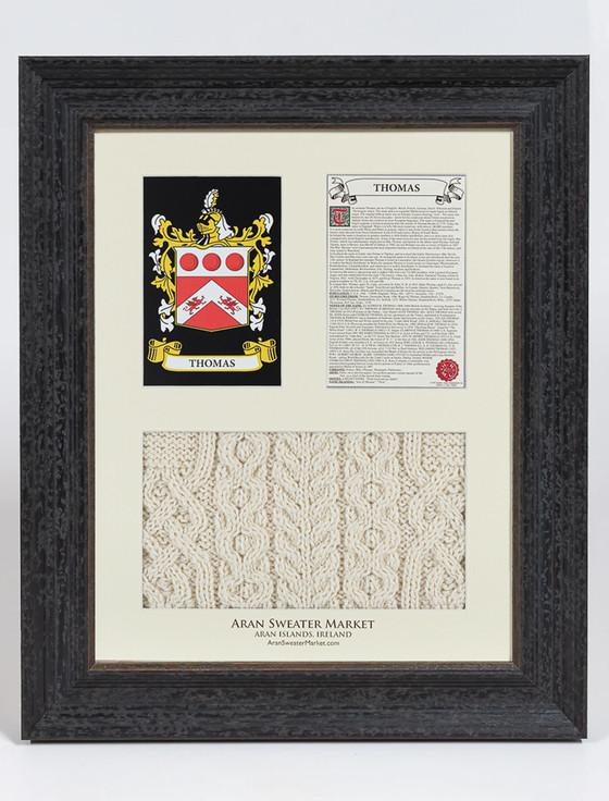 Thomas Clan Aran & History Display