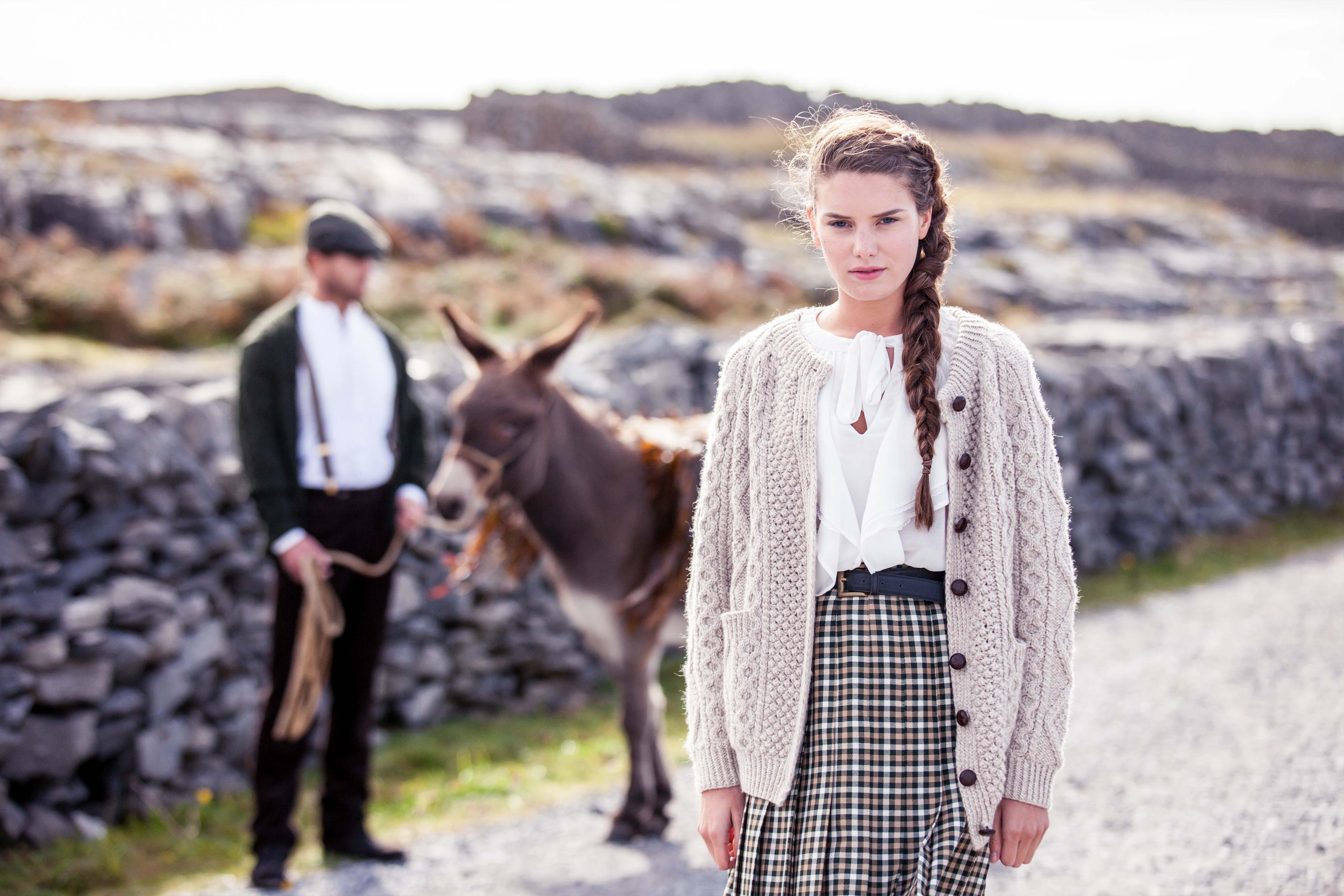 About Aran Sweater Market, Ireland