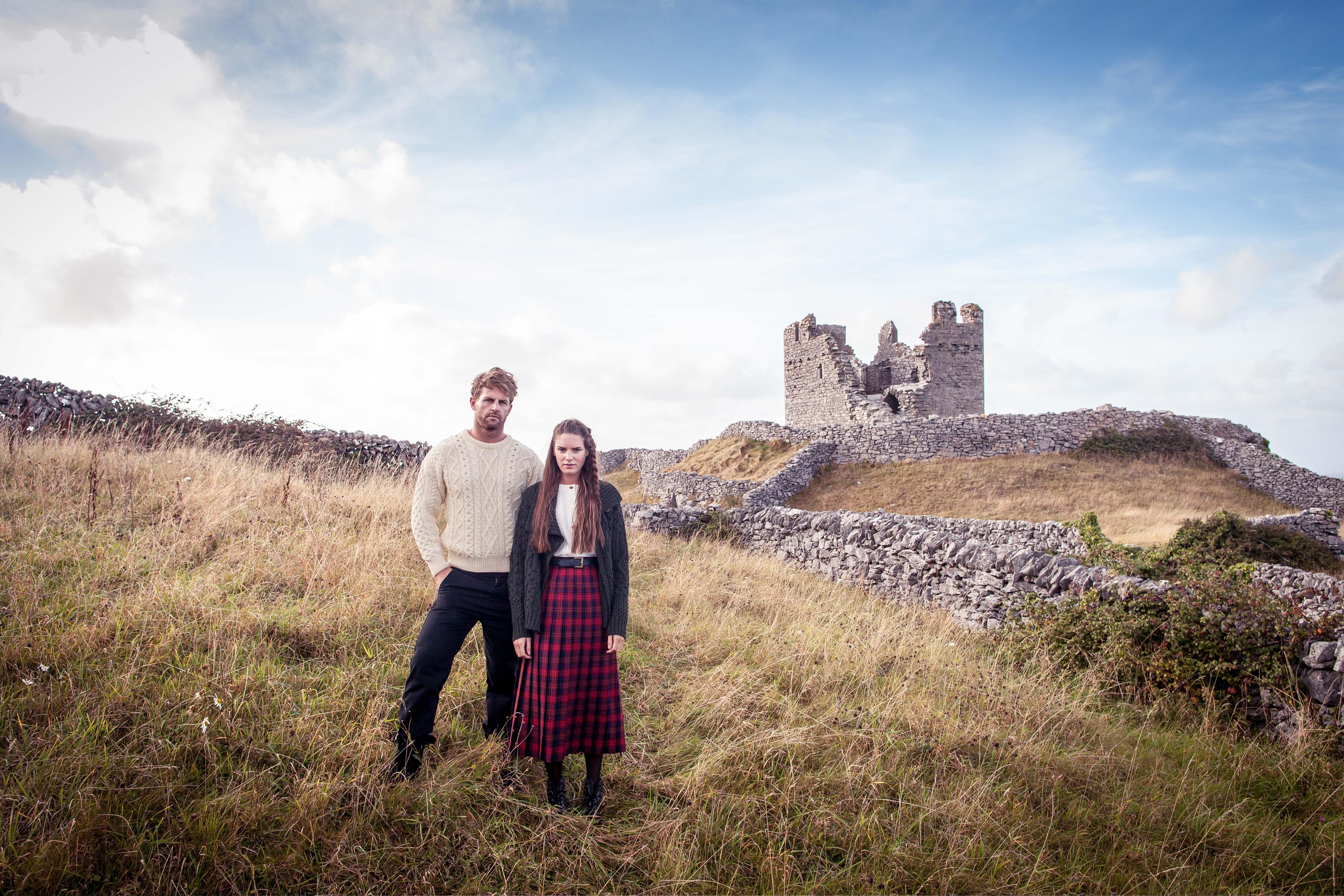 Irish Aran Sweater - An Honoured Fashion Treasure