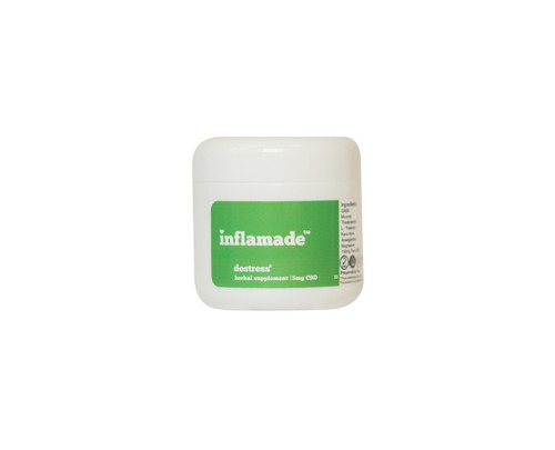 Inflamade® Destress 5mg CBD Capsules - 30qty