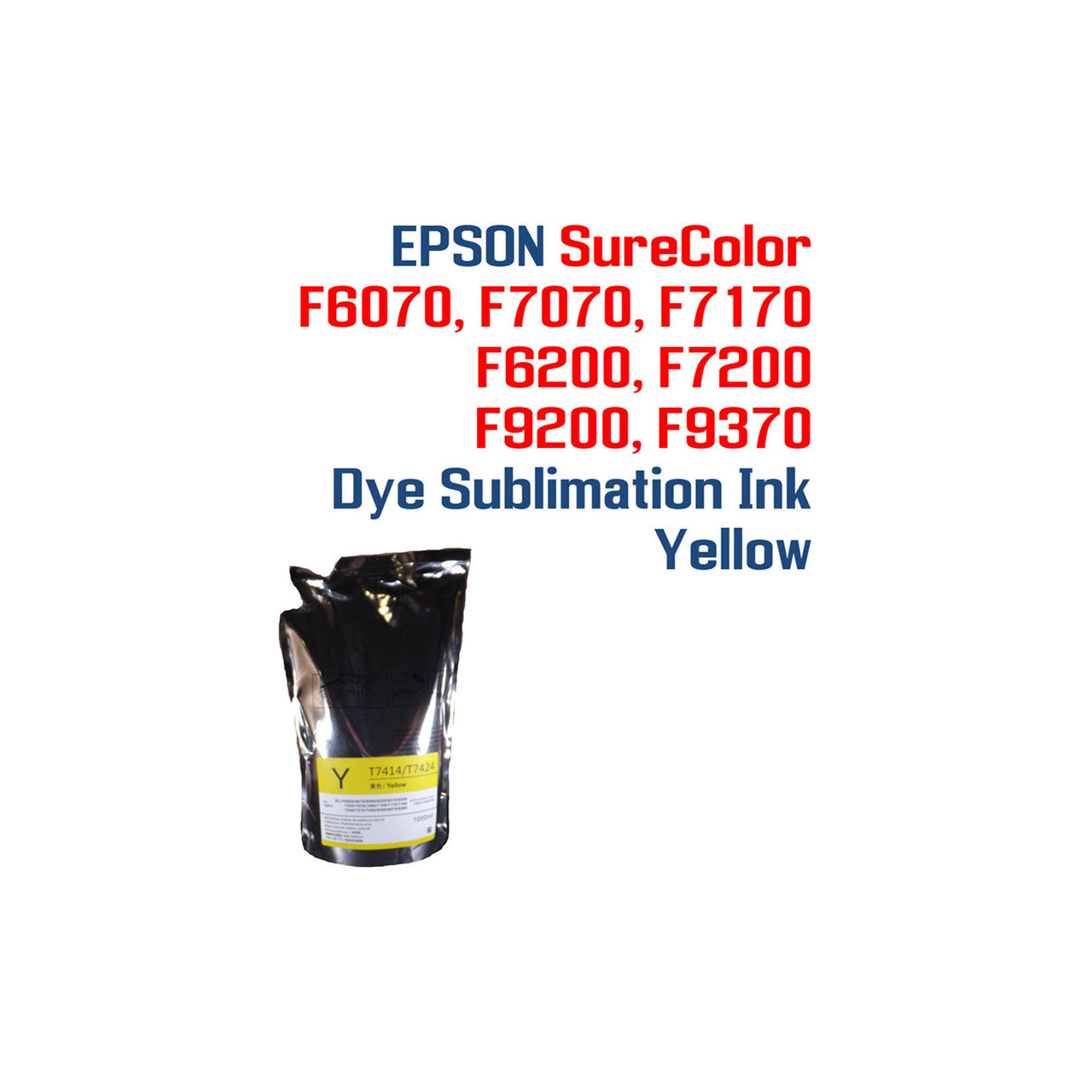 Refillable Ink Cartridges with auto reset chips for Epson WorkForce WF-7010 WF-7510 WF-7520 printers