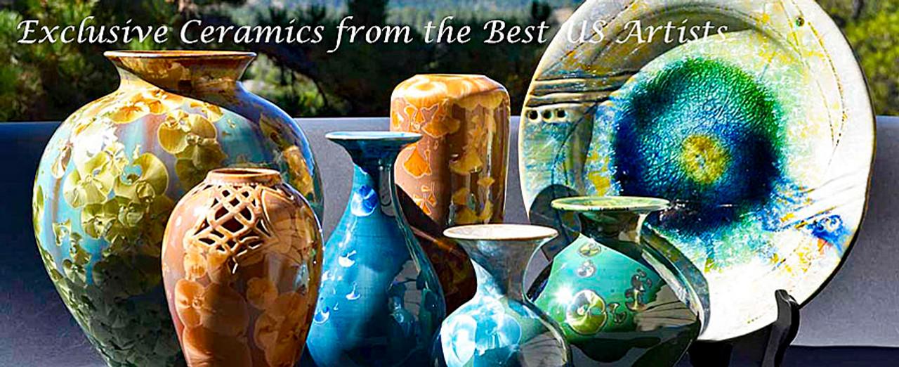 us made ceramic pottery