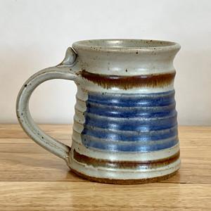 Handmade Pottery Mug - Old Republic Glaze 12 Oz.