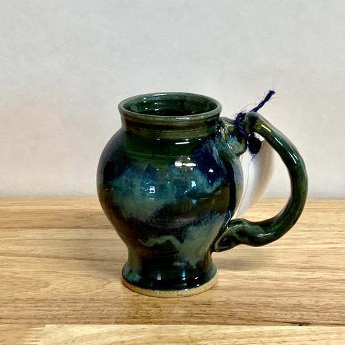 Handmade Mug Caribbean Glaze