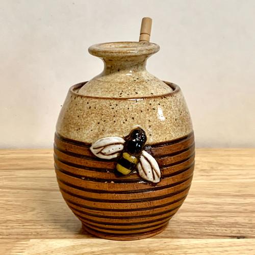 Handmade Honey Pot