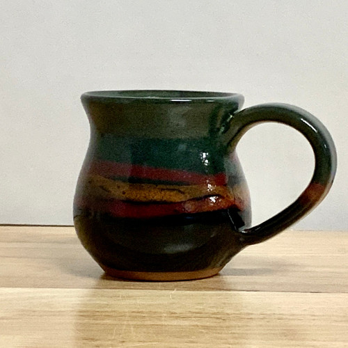 Handmade Pottery Desert Twilight Mug 10 oz