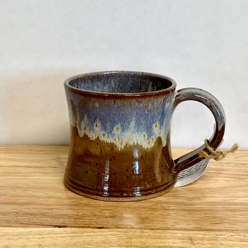 Cake or Coffee 16 oz Mug in Blue Ridge Glaze