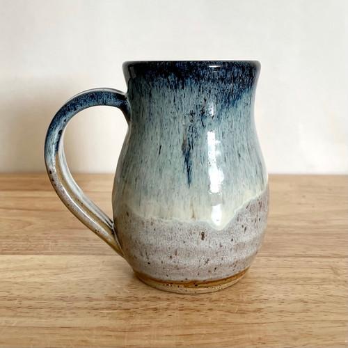 Handmade Mug 16 oz in Carolina Sky Glaze