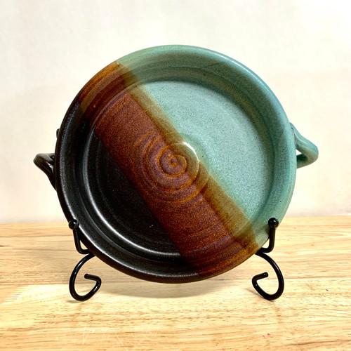 Handmade Brie Baker  Sushi Glaze