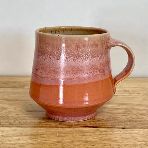 Handmade Pottery Pink Moment Mug