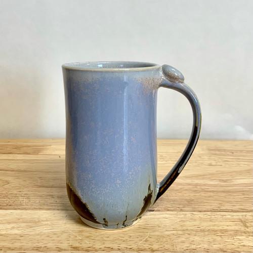Handmade Pottery Mug Serenity Glaze