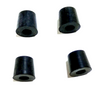 (4) Brake Bleeder Valve Caps, 211-611-483, Rubber Plug, dune buggy vw baja bug