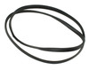 Windshield Seal, Left or Right w/ Pop-out Quarter Windows, Each, Fits Type 1 65-77