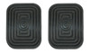 1950-1979 Type 1 VW Beetle Brake and Clutch Pedal Pads, Set of Two  9904-B