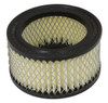 """EMPI VW Bug 4"""" Round Air Cleaner  2 """" Tall Paper Element Only 9014"""