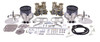 43-6317-0 EMPI DUAL 40 IDF CARB KIT, HEX BAR LINKAGE, TYPE 1, W/O AIR CLEANERS