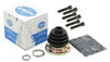 86-1084-1 DELUXE CV JOINT BOOT KIT, W/BOLTS, TYPE 1, EA