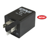 Turn Signal Flasher Relay, 12-Volt, 4 Prong, Fits VW Type-1-2-3 68-70, EMPI 98-8713