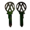 "(2) Key Blanks, Profile ""T"", Classic Air-Cooled VW Bus 1964 - 1966"