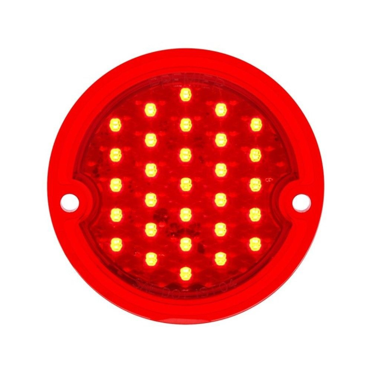 29 Red LED Sequential Tail Light For 1954-59 Chevy & GMC Truck