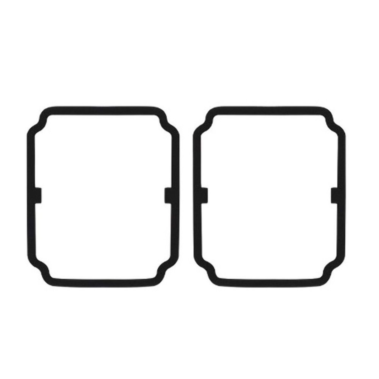 1973-87 Chevy & GMC Truck Tail Light Lens Gaskets, Pair