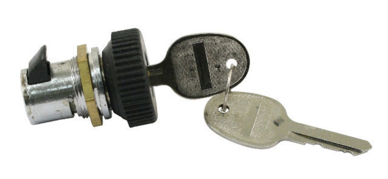 1968-1977 Type 1-2-3, GHIA VW Beetle Glove Box Latch Lock 98-1054-B