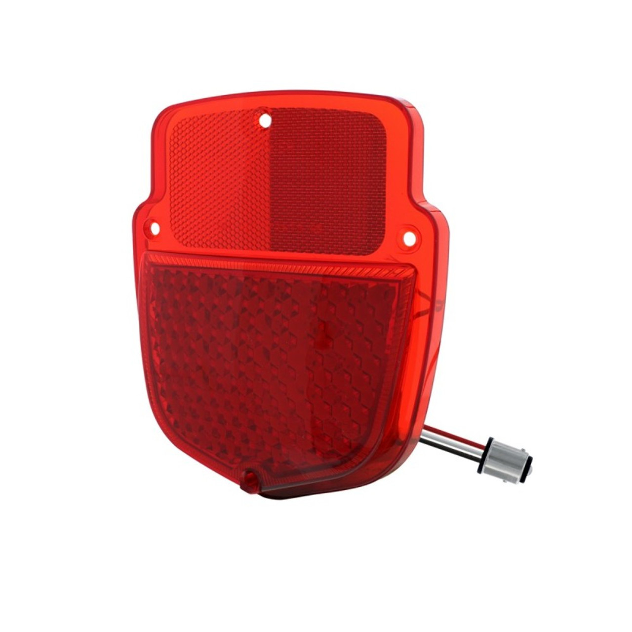 38 Red Led Tail Light For 1953-56 Ford Truck - Right Hand Side