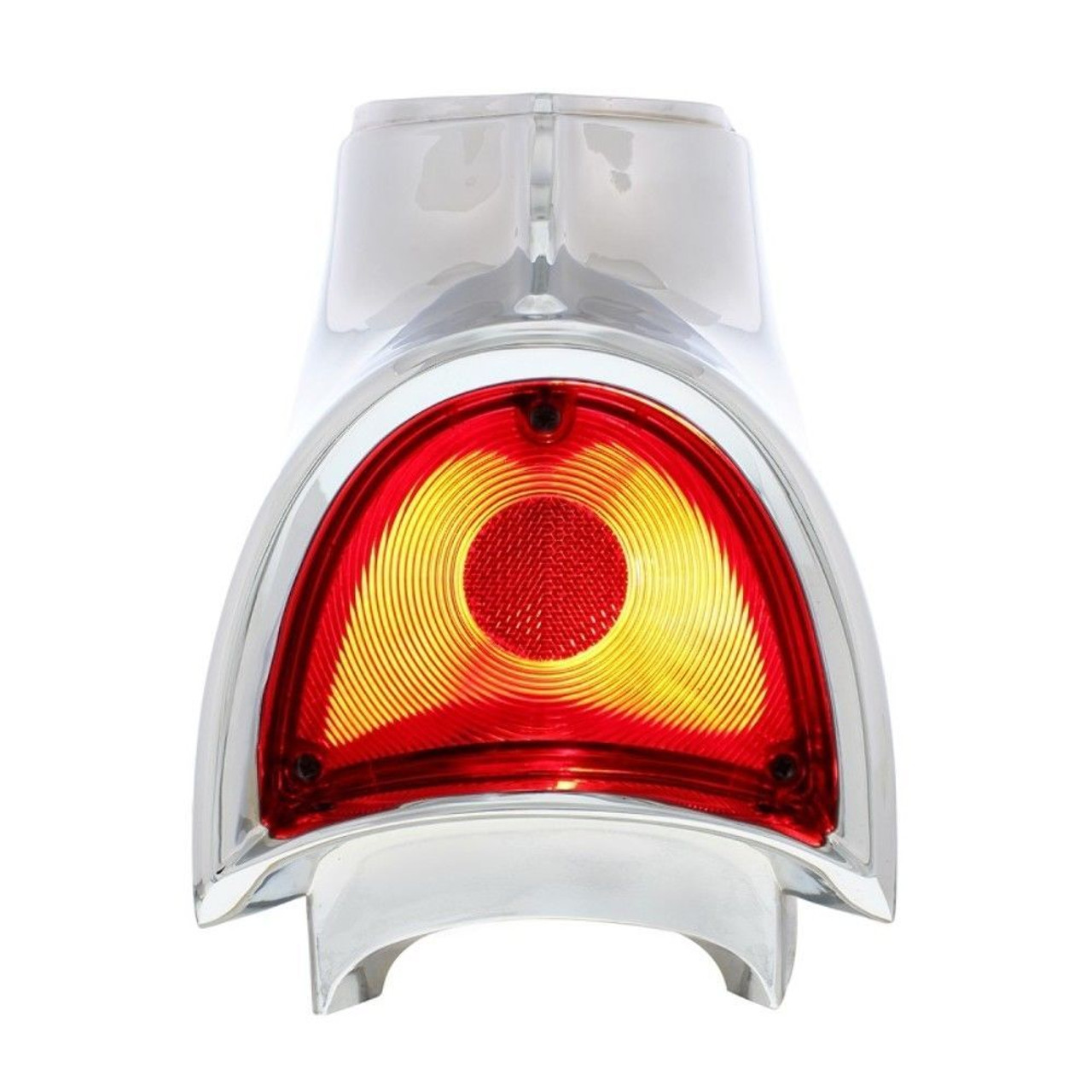 Tail Light Assembly For 1957 Chevy Bel Air/210/150 - Right Hand / Passenger