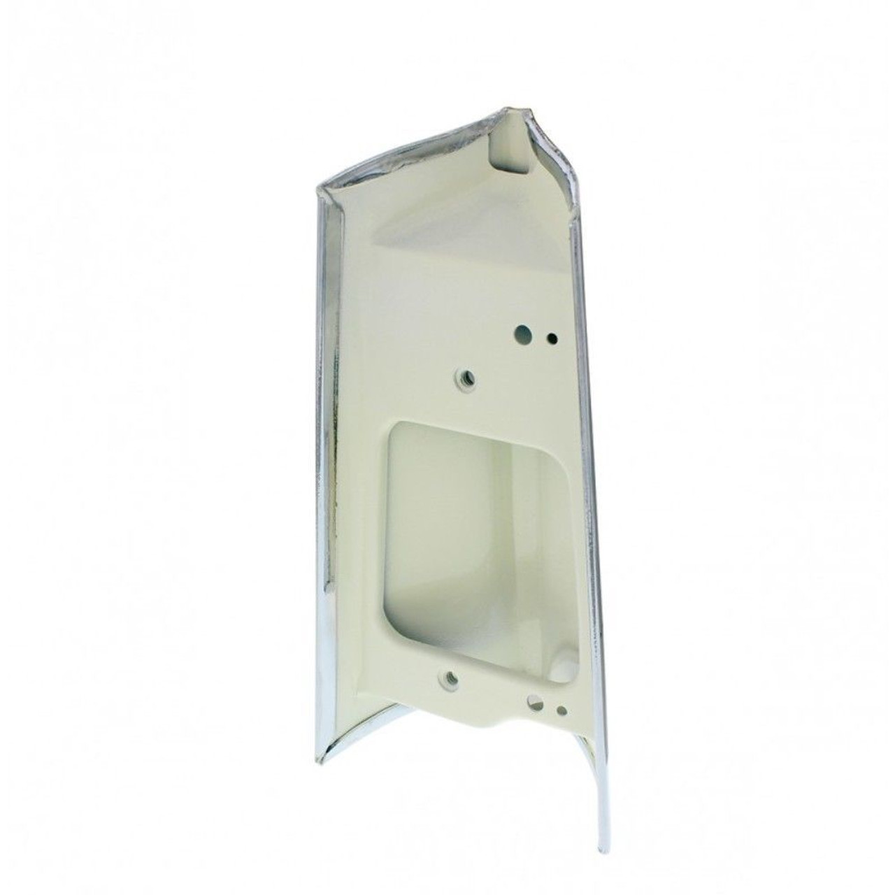 1957 Chevy Bel Air / 120 / 150 Quarter Panel Gas Tank Door, Fits Lefthand Side