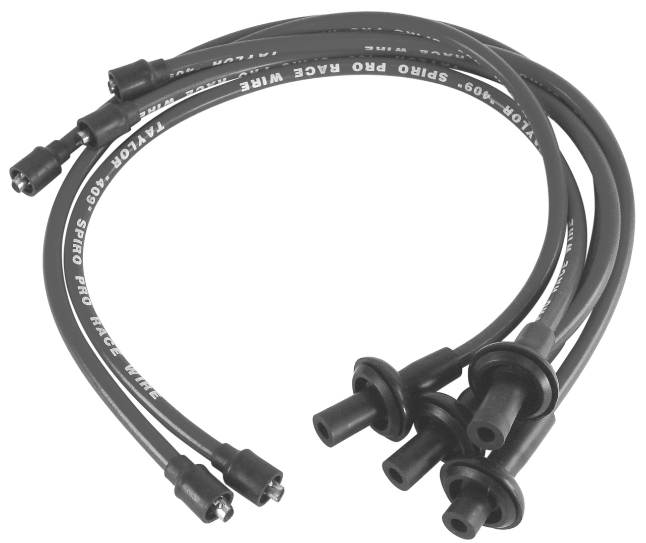 """409"" Spiro Pro Race Wire Set, Grey, 10.4mm, High-Output"