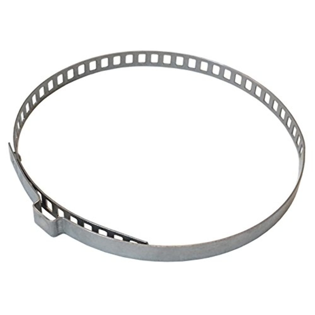 """Empi 86-5833-0 Universal Stainless Steel Clamp, Small, 7mm Wide, 7"""" Long 10pcs"""