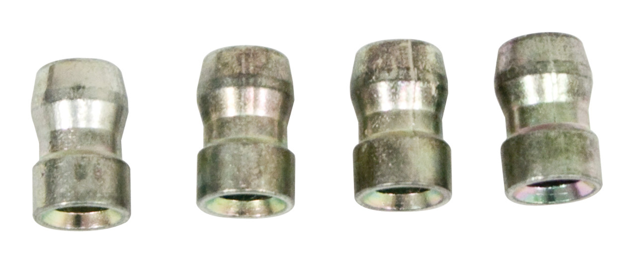 9410 Spark Plug End Fittings (4), Compatible with Dune Buggy